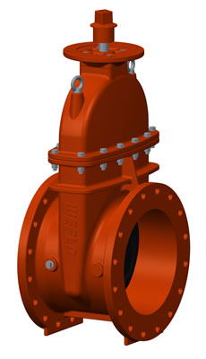 UL / FM Large Diameter Post Indicator Valves