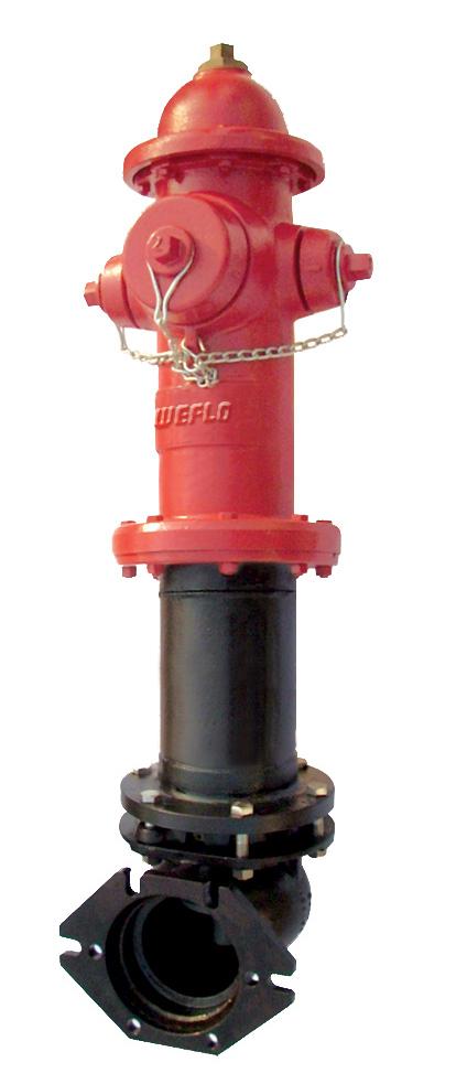 UL / FM / AWWA Dry-Barrel Fire Hydrant
