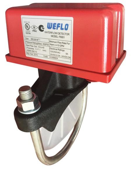 UL / FM Waterflow Detector